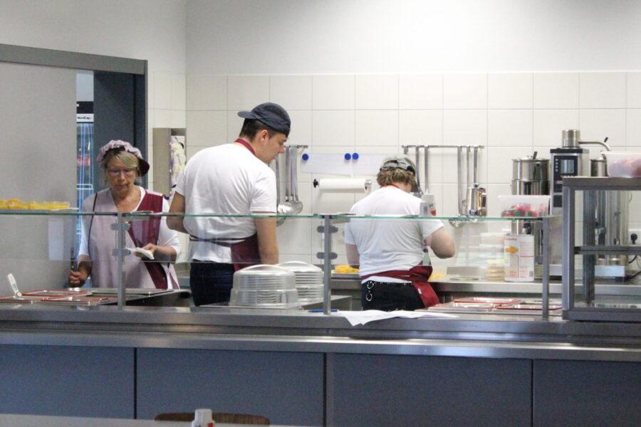 Näher dran: Großküche zieht von Steimbke nach Nienburg