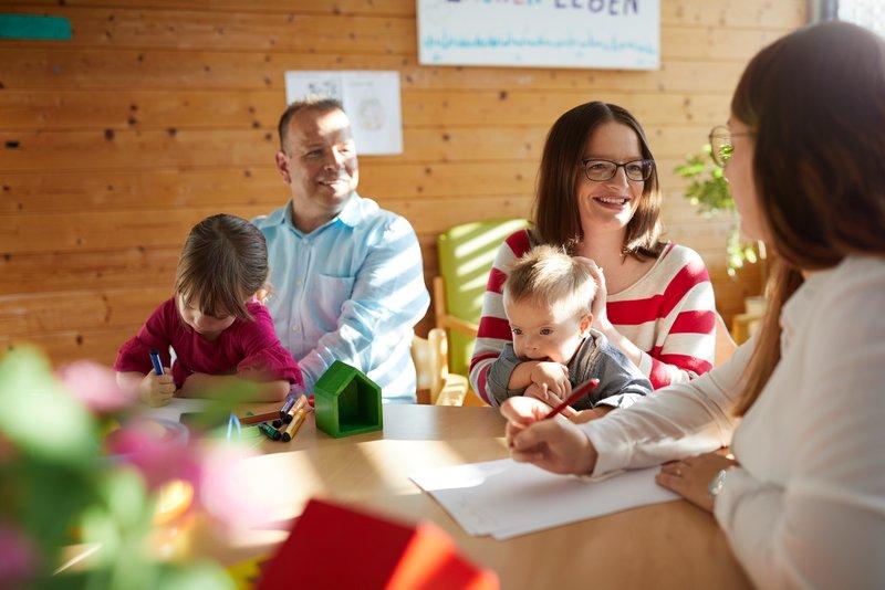 Erziehungs- und Familienhilfe