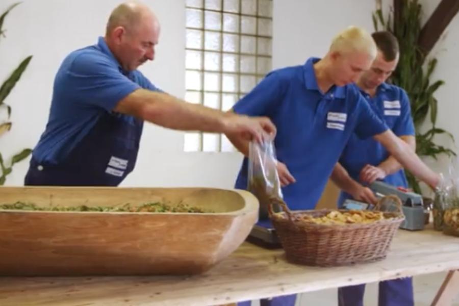 Teilhabe am Arbeitsleben: Naturhof Schröder ist ein Möglichmacher